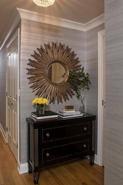 Gold Sunburst Mirror Design Ideas Inside Large Sunburst Mirrors (#9 of 20)
