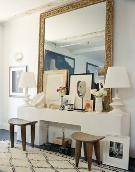 Gorgeous Gold Framed Mirrors For Every Home With Extra Large Gold Mirrors (View 6 of 15)