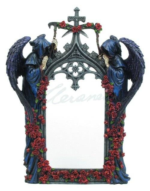Popular Photo of Gothic Wall Mirrors