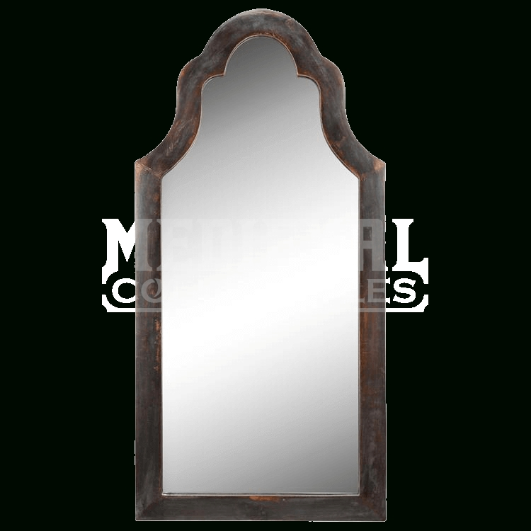 Gothic Wall Mirror – Si 50865Medieval Collectibles Regarding Gothic Wall Mirrors (#15 of 20)