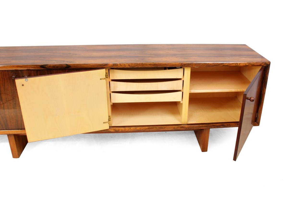 Gr75 Rosewood Sideboardmartin Hall For Gordon Russell, 1970S Within Hall Sideboard (View 10 of 20)