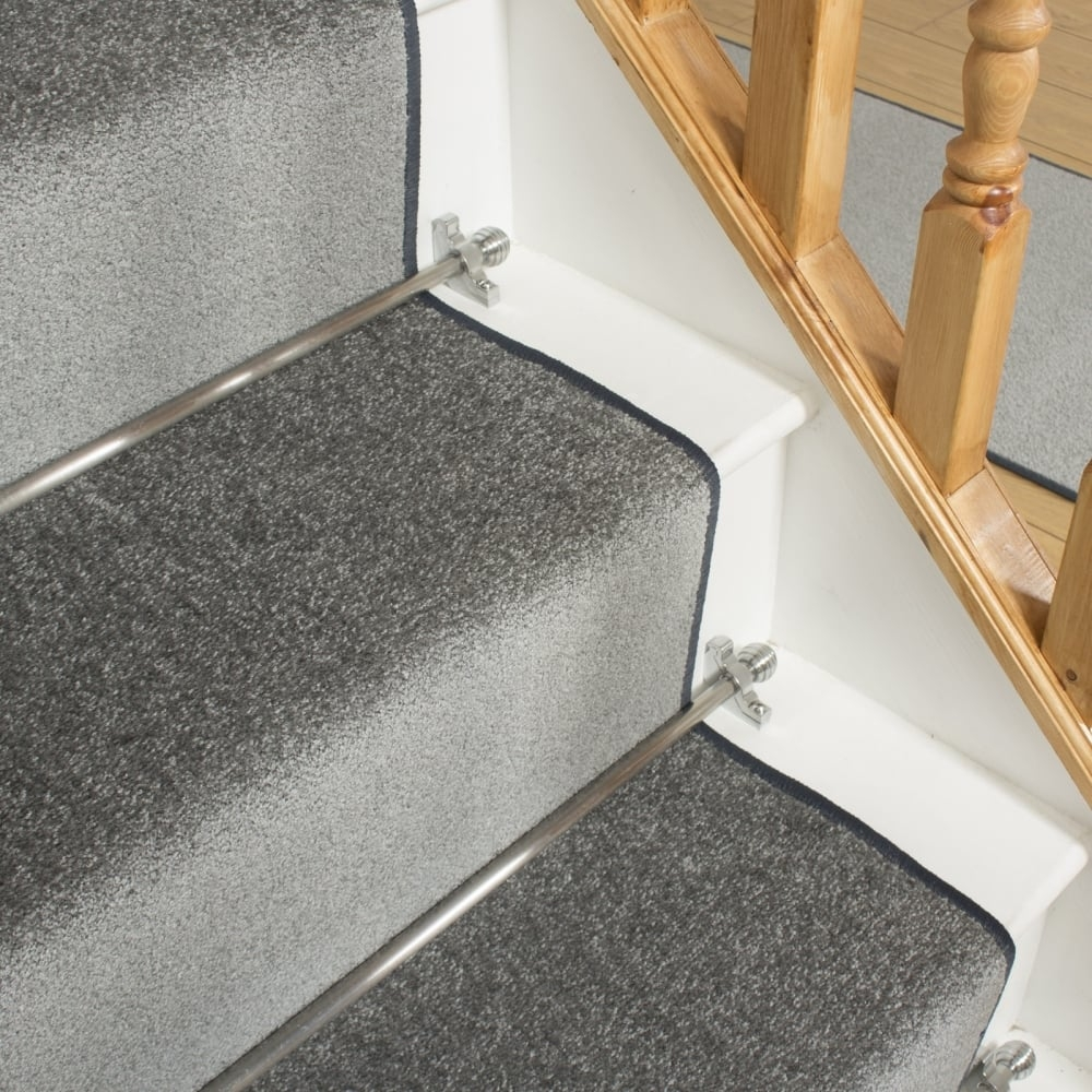Gray Stair Runner Artenzo Throughout Rug Runners Grey (#9 of 20)