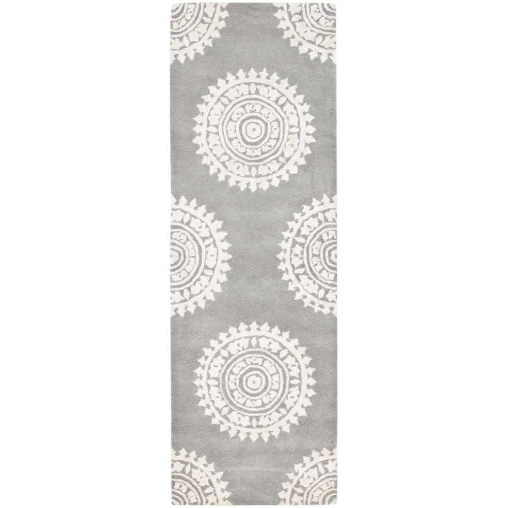 Popular Photo of Rug Runners Grey