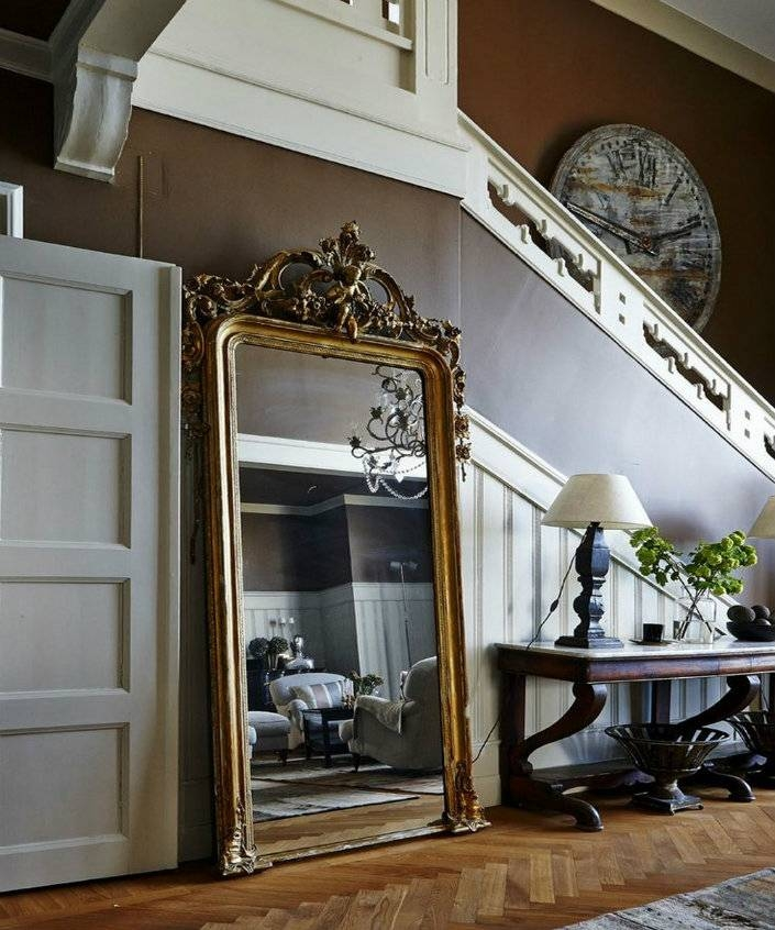 Hallway Mirror – Pueblosinfronteras Regarding Large Hallway Mirrors (#21 of 30)