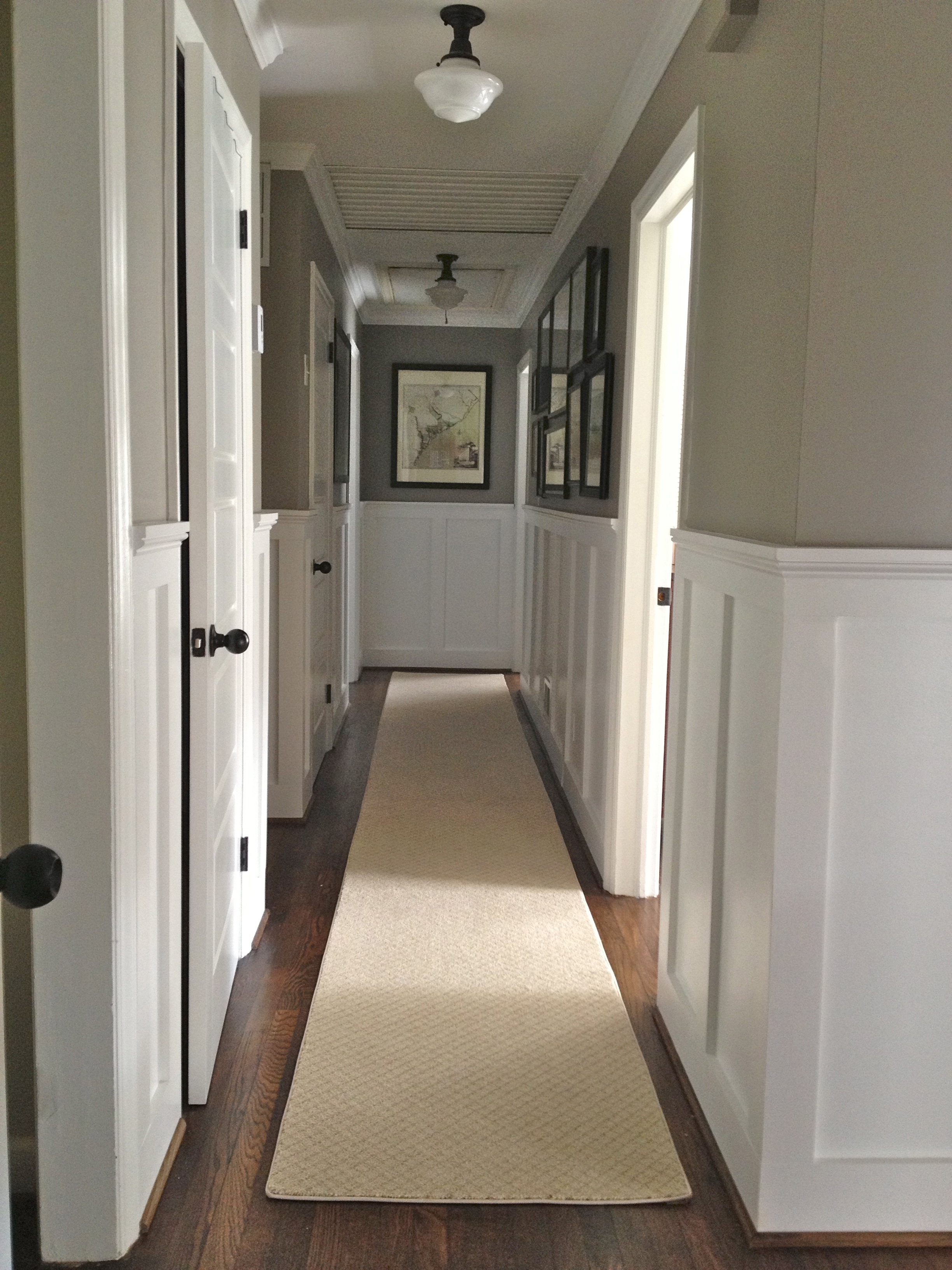Popular Photo of Long Carpet Runners For Hallways