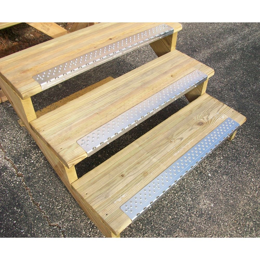 Handi Ramp Non Slip Stair Nosing 30 X 2 34 Discount Ramps With Regard To Stair Slip Guards (#13 of 20)
