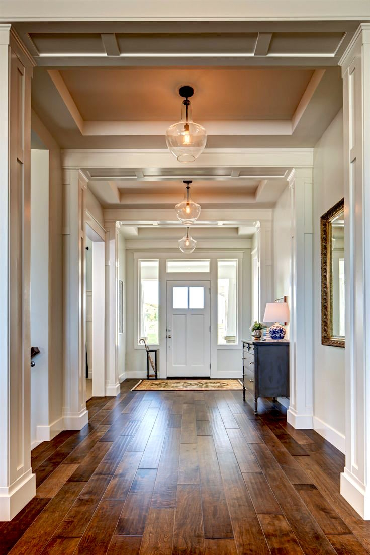 Help For A Long Boring Hallway And What Not To Do Laurel Home Pertaining To Wide Hallway Runners (#17 of 20)