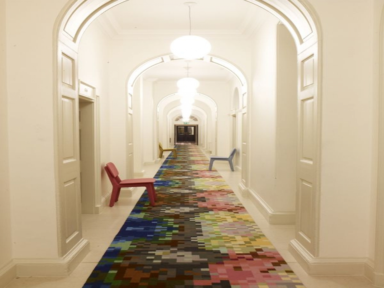 Home Design Hall Runner Rugs Cievi Within Long Hallway With Regard To Long Hallway Runners (#19 of 20)