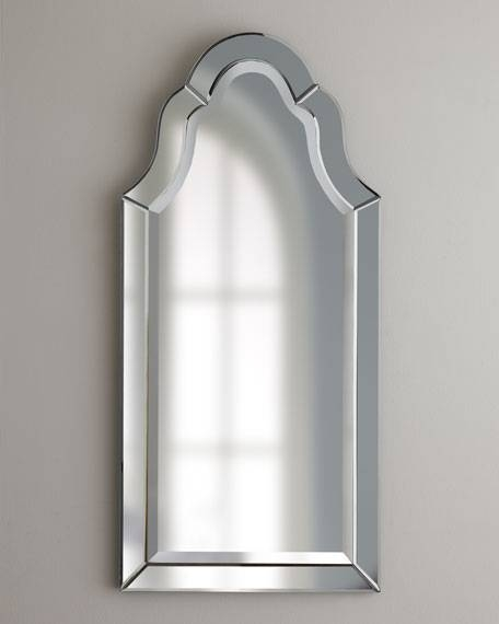 Hovan Mirror With White Arch Mirrors (View 23 of 30)