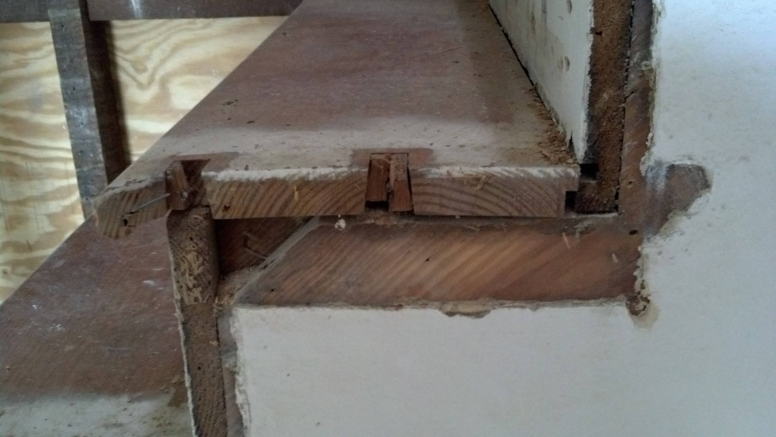 How Should Stair Treads And Risers Be Assembled Home With Regard To 8 Inch Stair Treads (View 15 of 20)