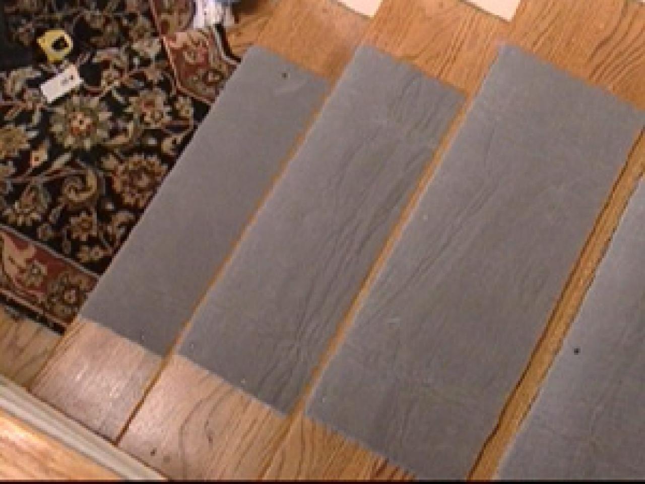 How To Install A Stairway Carpet Runner With Stays How Tos Diy For Diy Stair  Tread