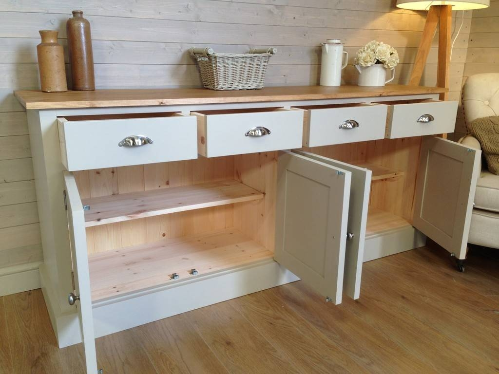 How To Place A Kitchen Sideboard | Kitchen Designs Throughout Kitchen Sideboard (#7 of 20)
