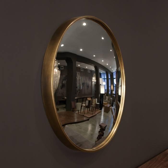 Hudson Furniture, Sculptures Accessories, Bronze Mirror Conv (View 24 of 30)