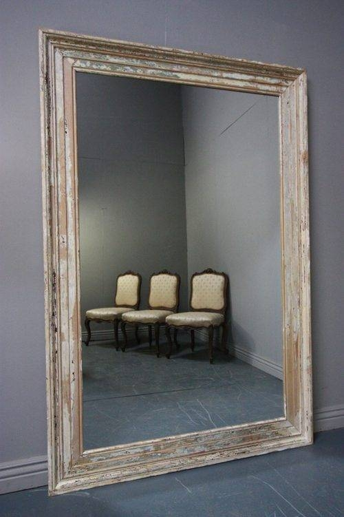 Huge Antique Mirror Images – Reverse Search Within Huge Mirrors (View 12 of 20)