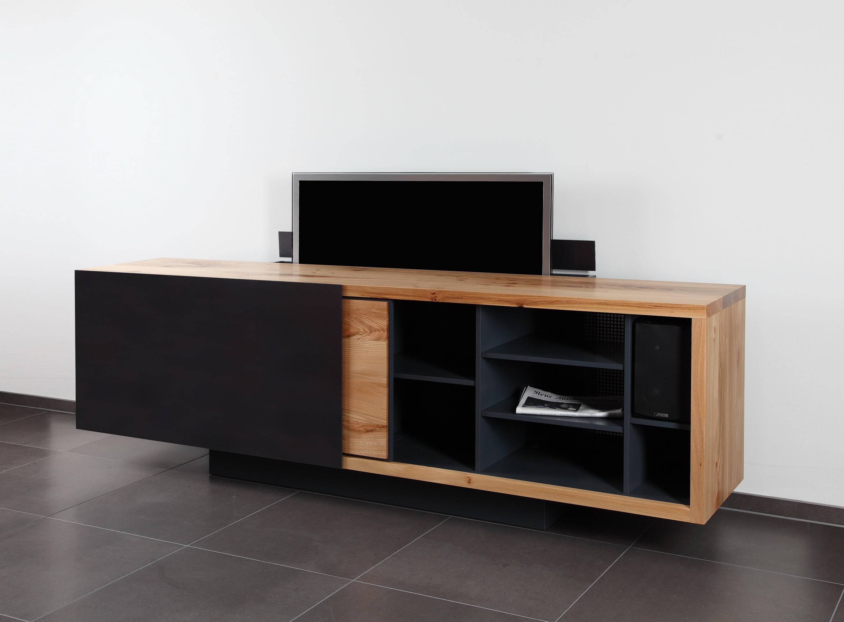 Ign. B2. Tv. Sideboard. – Multimedia Sideboards From Ign (#6 of 20)