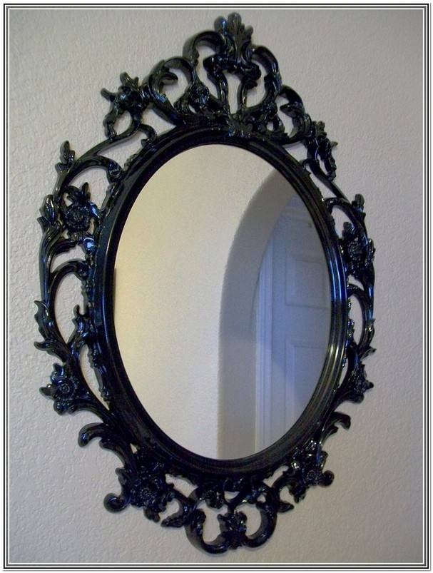 Ikea Black Mirror | Kts S In Large Black Ornate Mirrors (View 23 of 30)