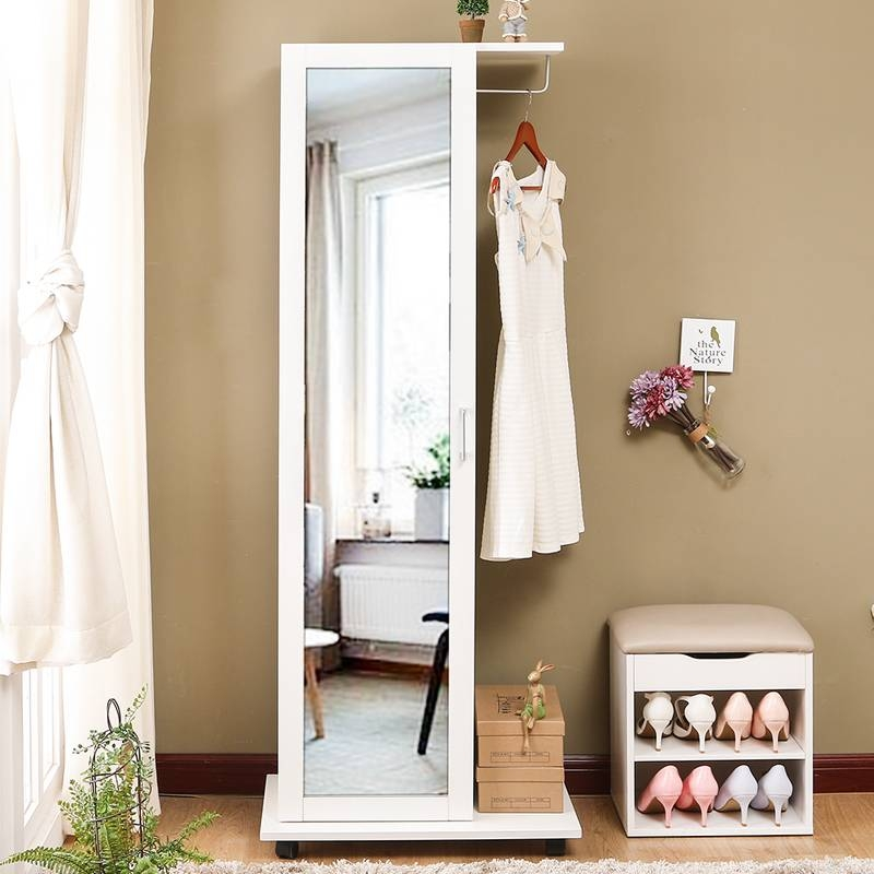 Ikea Full Length Mirror | Roselawnlutheran With Regard To Floor Dressing Mirrors (#13 of 15)