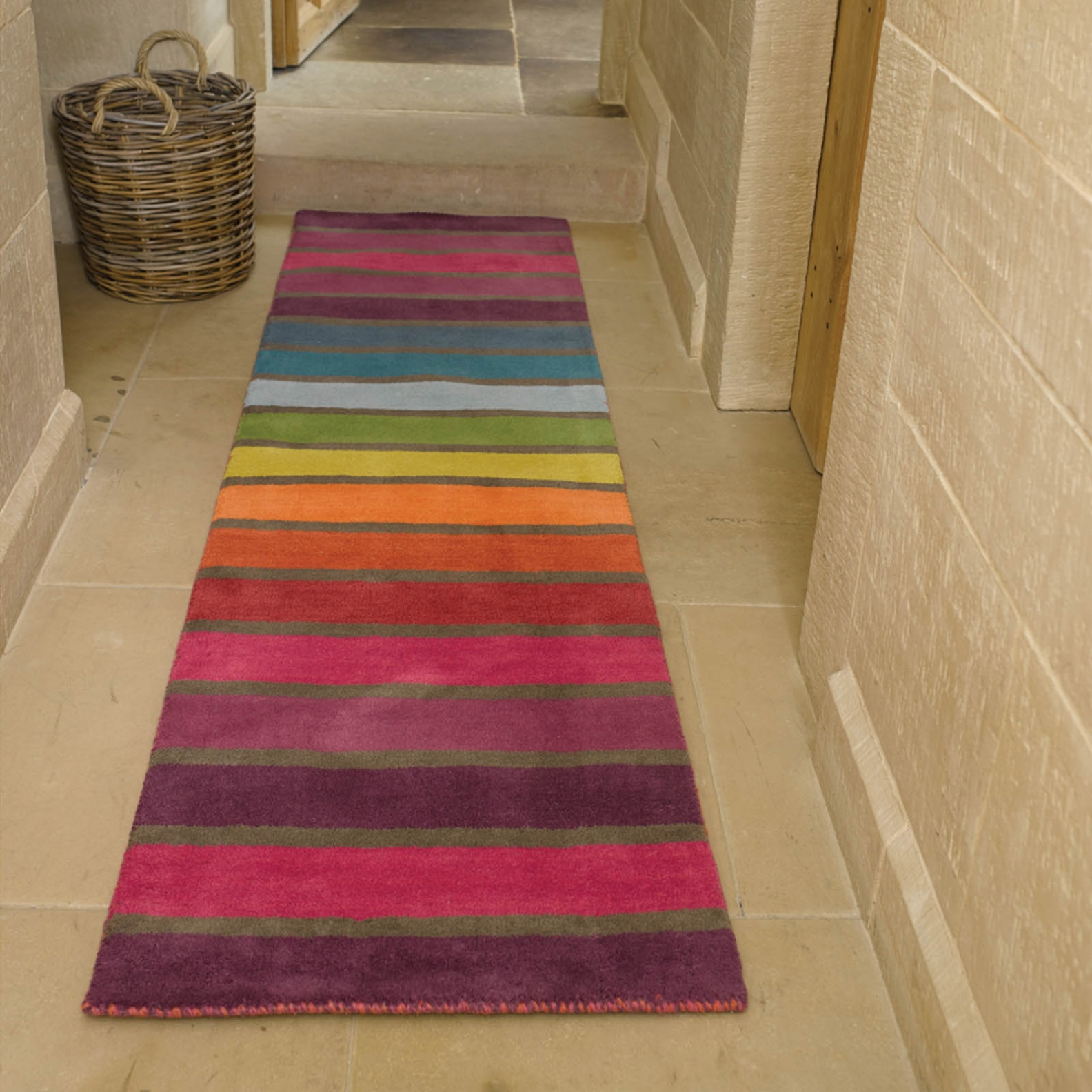Inspiration about Ikea Runner Rug Osted Rug Flatwoven Ikea The Rug Is Hardwearing Within Hallway Runner Rugs (#20 of 20)