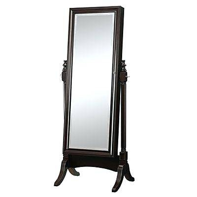Img29Mbig Free Standing Mirror Large Tall Floor Mirrors – Shopwiz Intended For Black Free Standing Mirrors (#19 of 30)