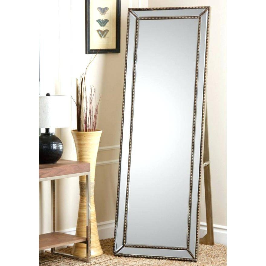 Img29mbig Free Standing Mirror Large Tall Floor Mirrors Wiz Pertaining To Big