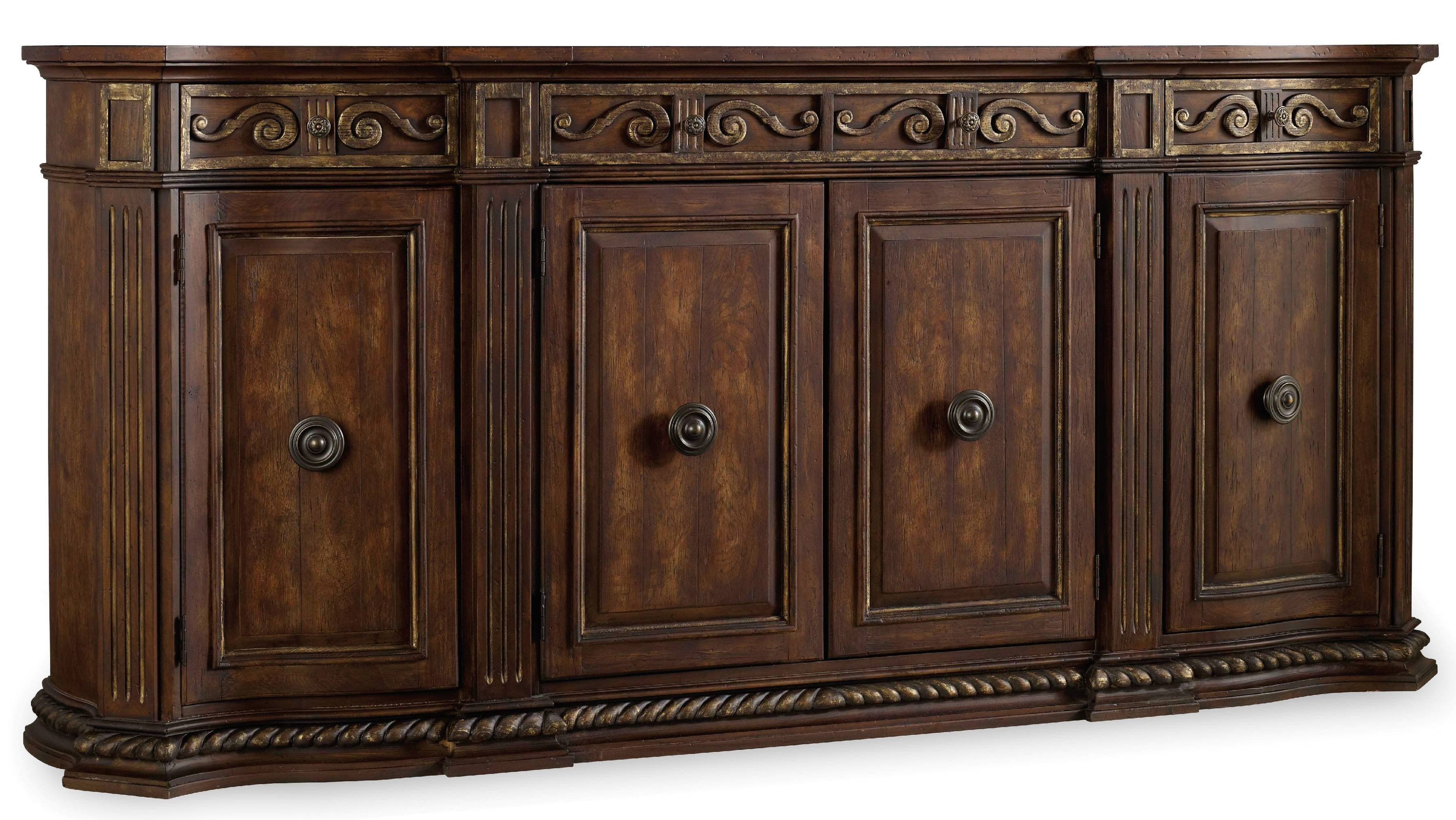 Impressive Decoration Dining Room Credenza Fashionable Inspiration Within Sideboards For Dining Room (#6 of 20)