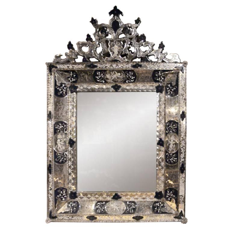 Impressive Mirrors – In Decors For Venetian Mirrors (#11 of 20)