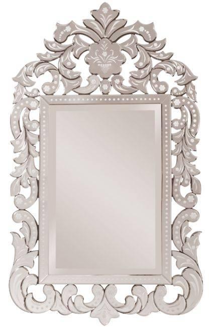Impressive Mirrors – In Decors In Venetian Mirrors (#12 of 20)