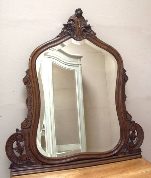 Imw2293 Large Rococo Style Mirror Pertaining To Old Style Mirrors (#21 of 30)