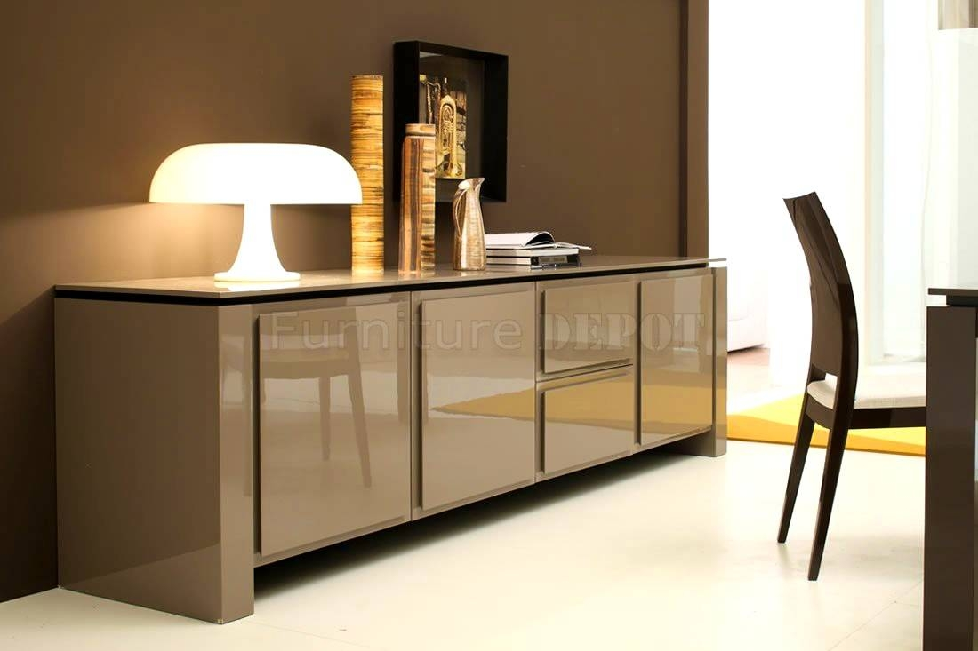 Incredible Dining Room Sideboards And Buffets Contemporary With Modern Contemporary Sideboards (#11 of 20)
