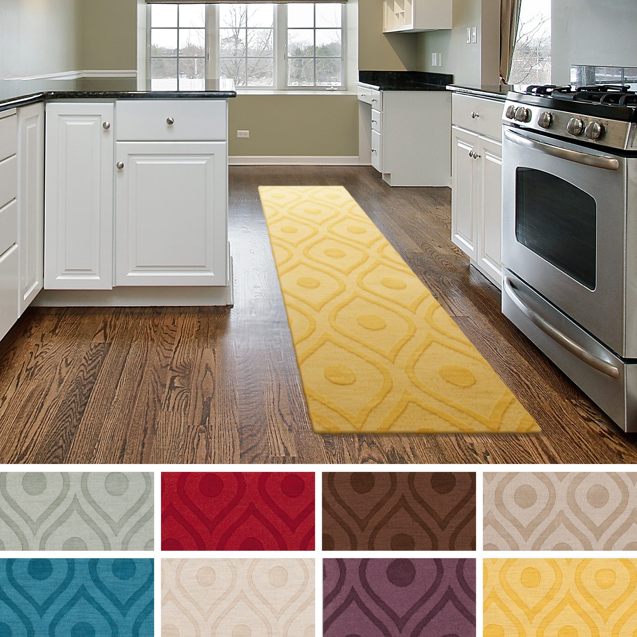 Popular Photo of Rug Runners For Hardwood Floors