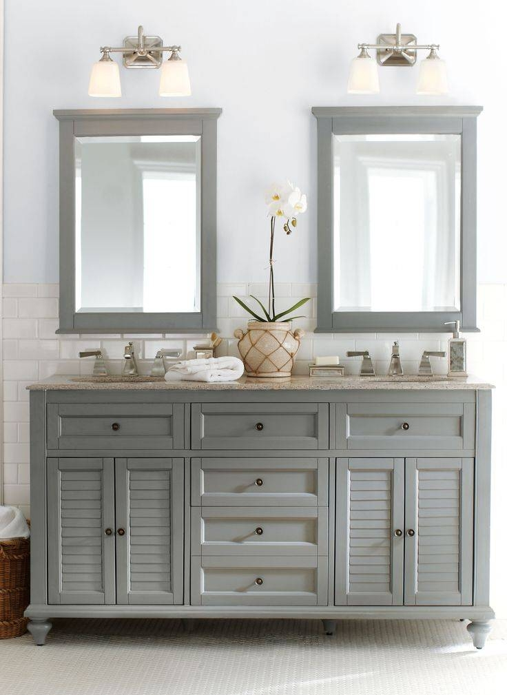 Inspiring Design Mirrors For Bathroom Vanity Lowes Tri Fold In Vintage Frameless Mirrors (#24 of 30)