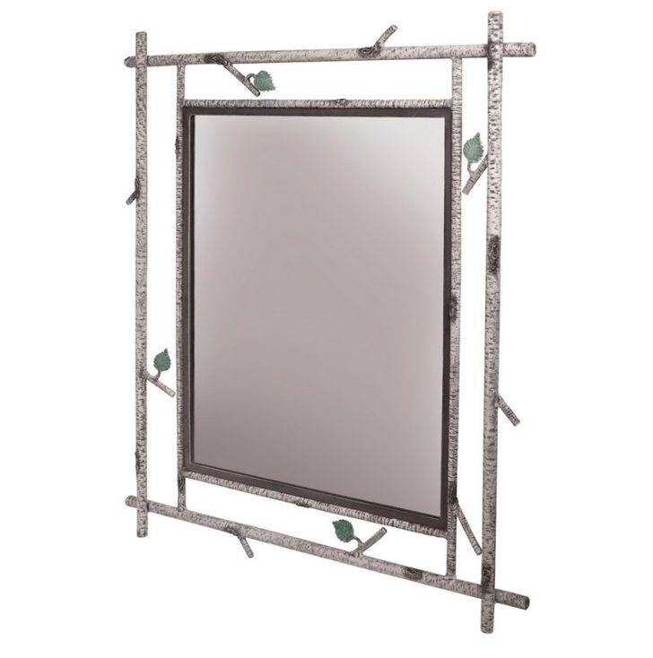 Interior : Astounding Images Of Wrought Iron Bathroom Mirror Inside Wrought Iron Bathroom Mirrors (#21 of 30)