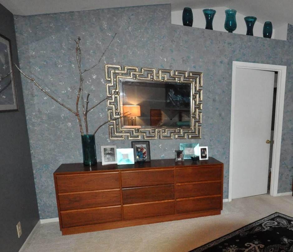 Interior Decoration Ideas Alongside Interesting Living Room Corner Throughout Glitter Wall Mirrors (#18 of 30)