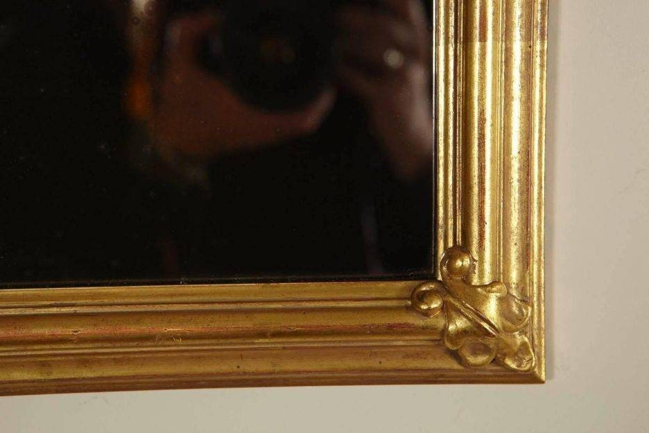 Interior : Decorative Gold Mirrors With Regard To Lovely 6X6 In Gold Heart Mirrors (#21 of 30)