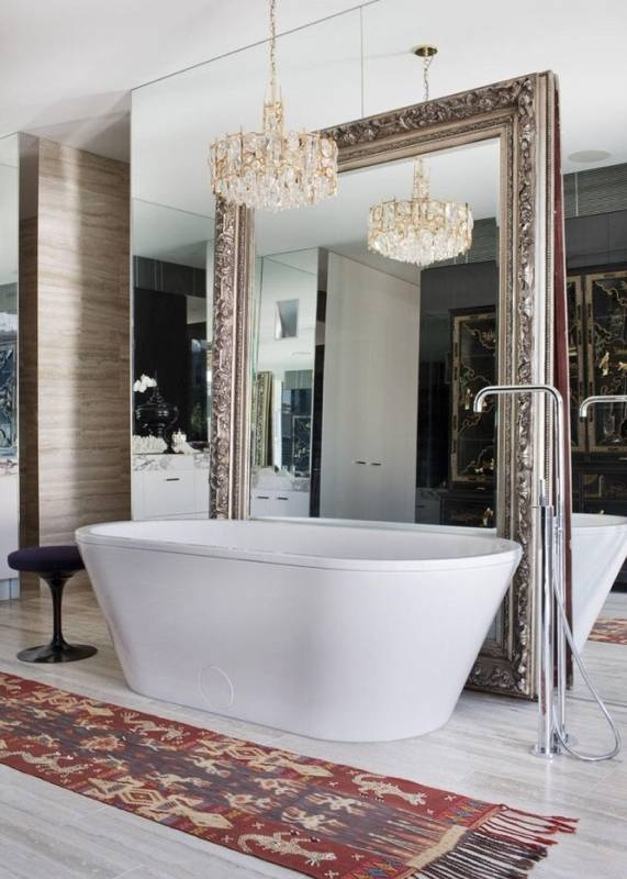 Interior Design And Lifestyle Blog – Live Lbv Within Big Standing Mirrors (#18 of 20)