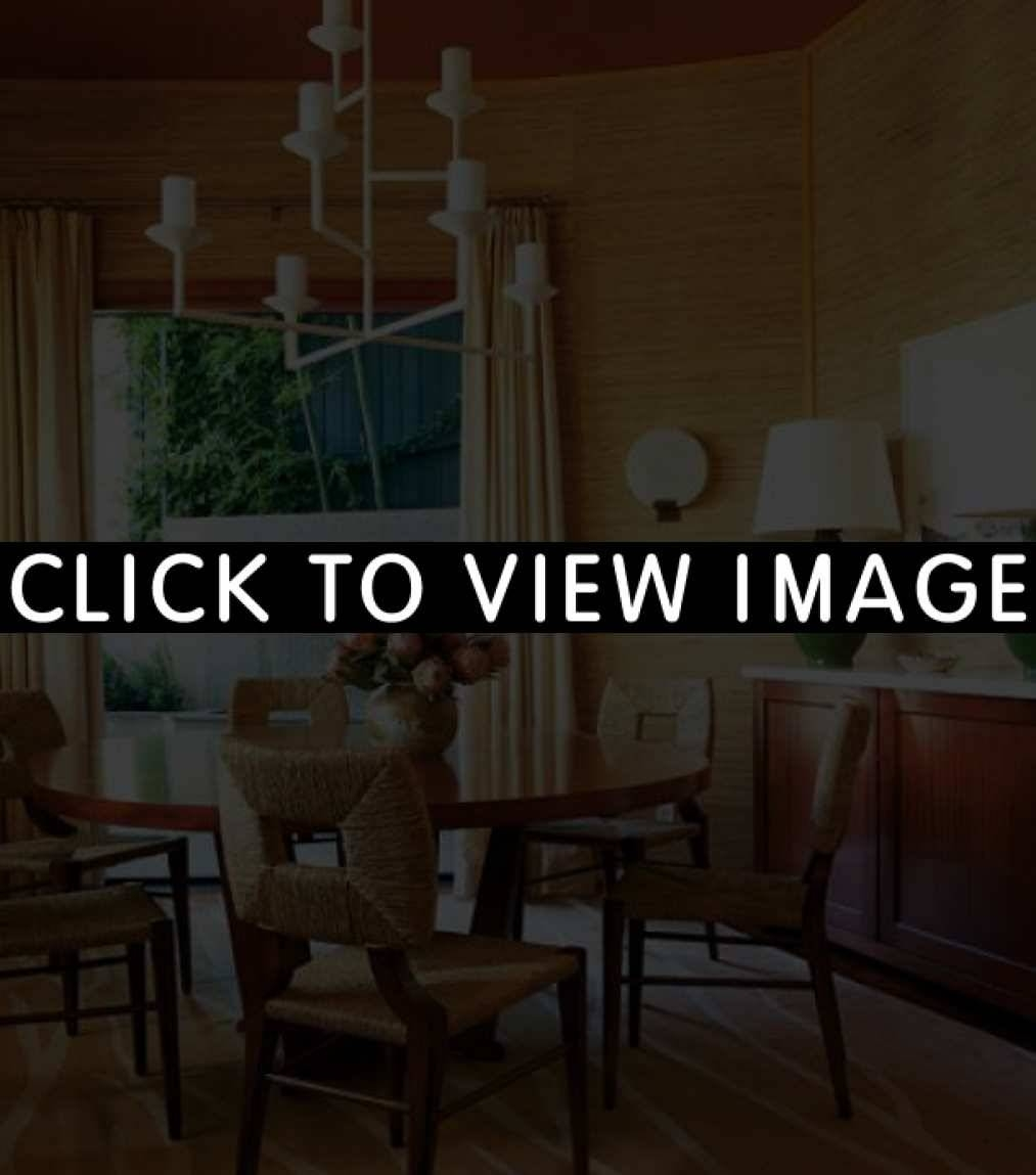 Interior Design Wooden Panel For Dining Room With Sideboard And With Sideboard Lamps (#10 of 20)