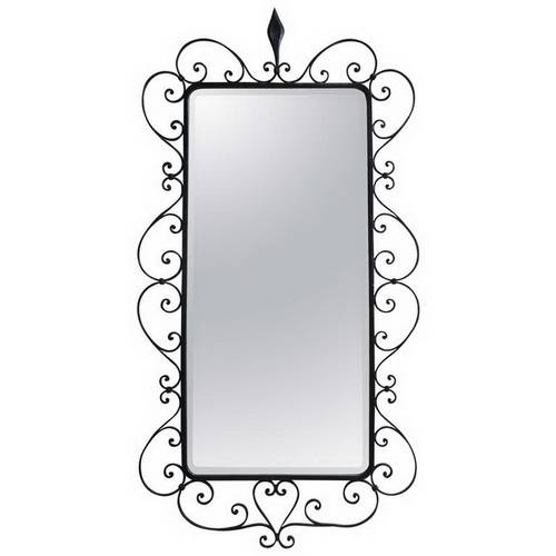 Iron Framed Mirrors | Inovodecor Within Iron Framed Mirrors (#9 of 20)