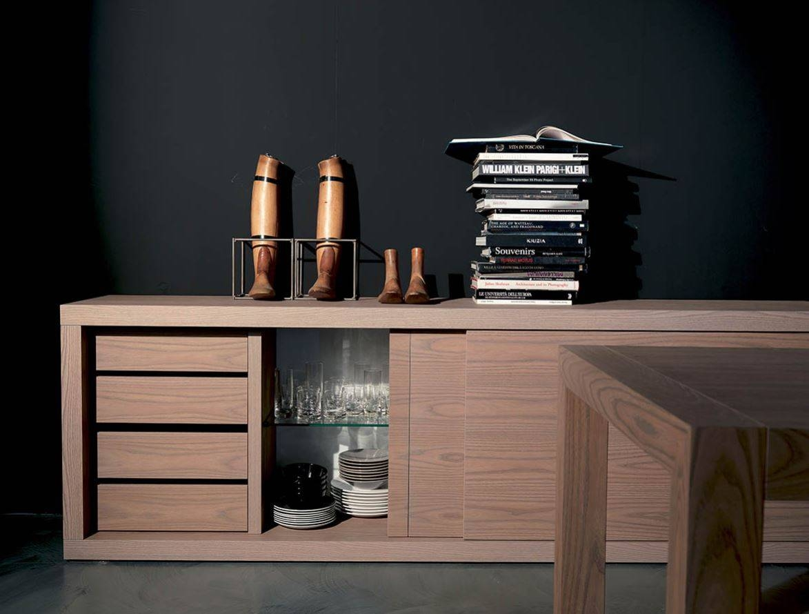 Italian Sideboards, Italian Credenza | Momentoitalia Italian Pertaining To Modern Sideboards Furniture (View 5 of 20)