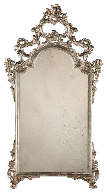 Italian Style Decorative Mirror – Victorian – Wall Mirrors – Intended For Victorian Style Mirrors (#22 of 30)