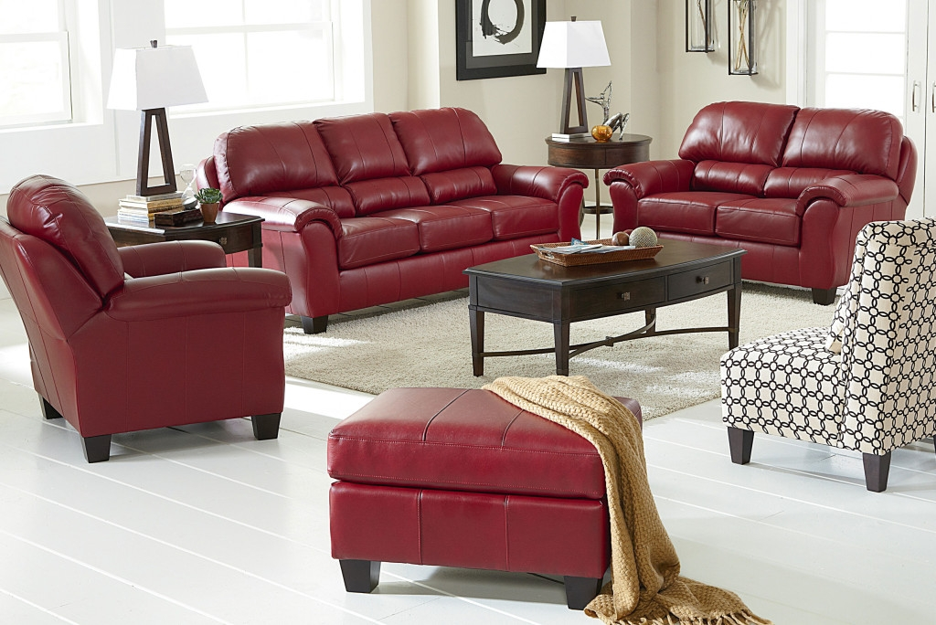 Jasens Furniture Your Flexsteel Dealers In Michigan With Regard To Sofas And Loveseats (#6 of 15)
