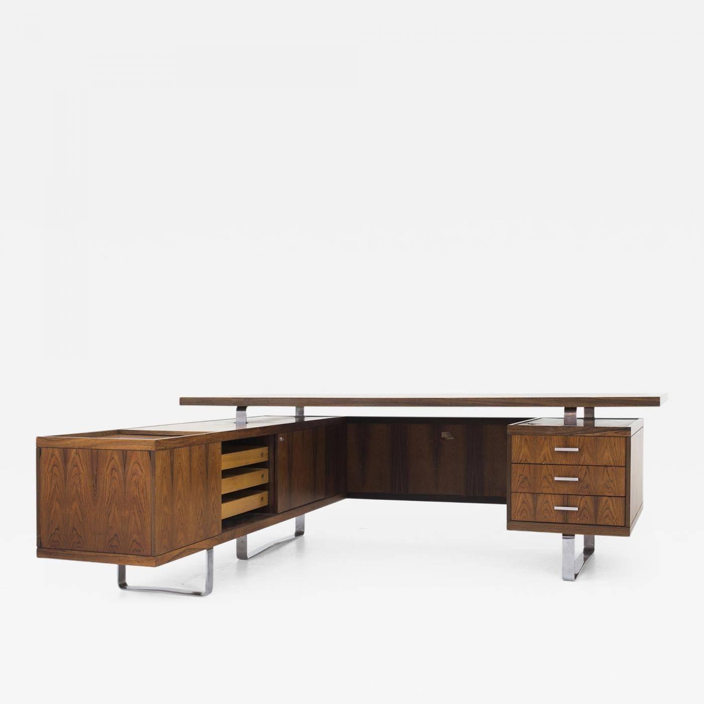 Jørgen Pedersen – Desk With Sideboard Intended For Desk Sideboard (#8 of 20)