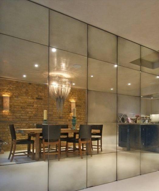 Jpm Design Mirrored Walls Green Glass Mirrors (#14 of 20)