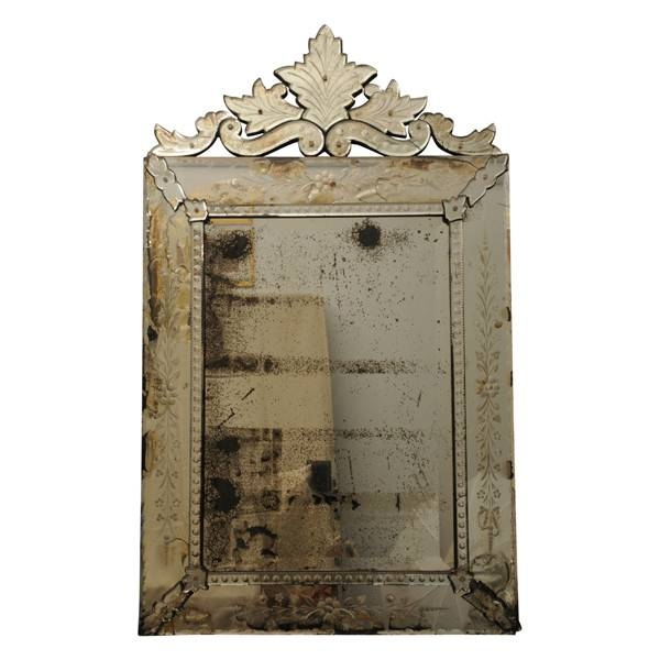 Kate Thurlow – The Uk's Premier Antiques Portal – Online Galleries Throughout Venetian Tray Mirrors (#16 of 20)