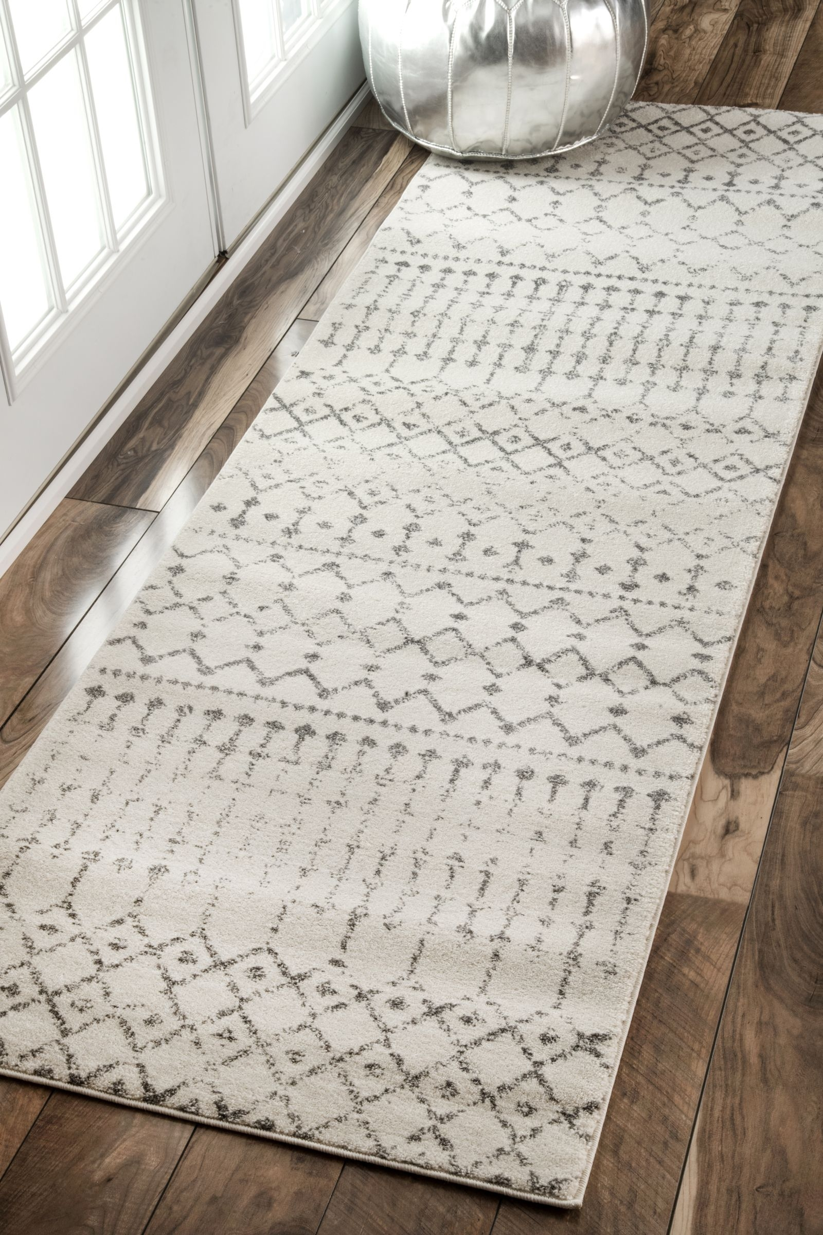 Kitchen Non Slip Kitchen Rugs Kitchen Runner Rugs Hallway Runner With Non Slip Hallway Runners (View 9 of 20)