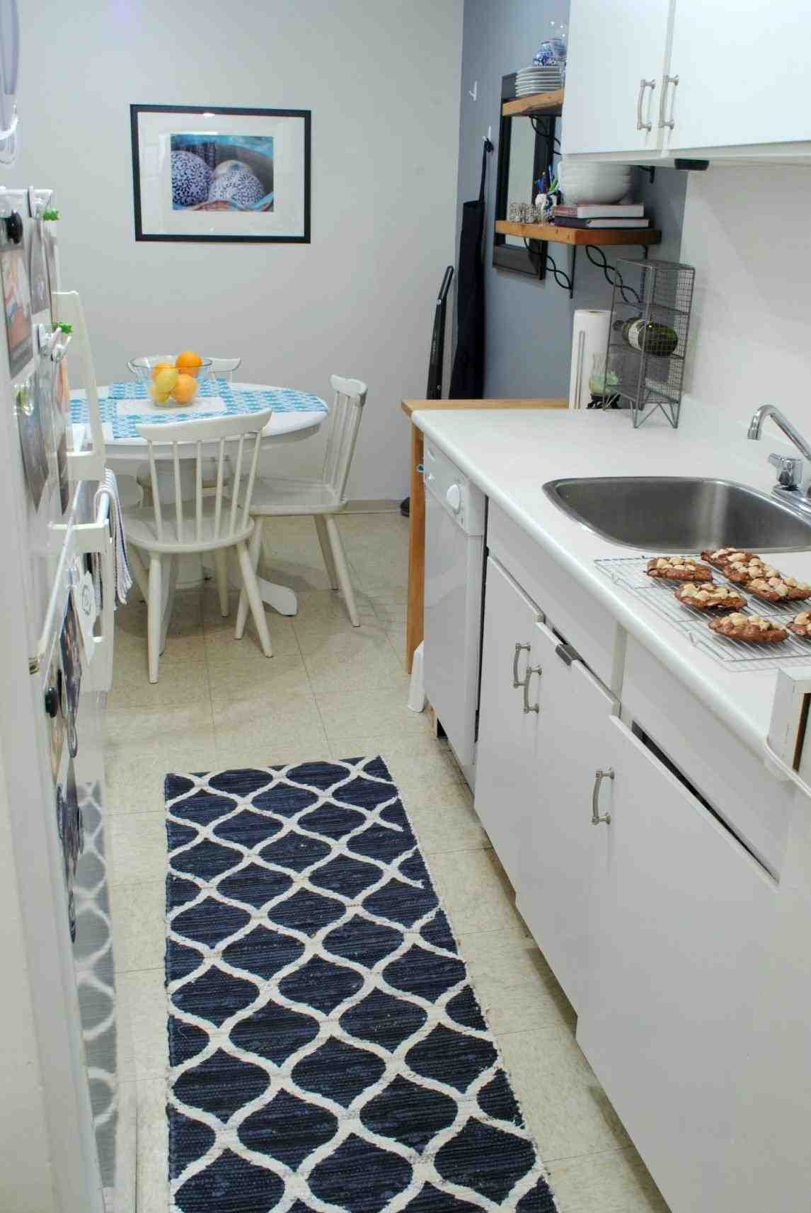 20 Photo Of Rug Runners For Kitchen