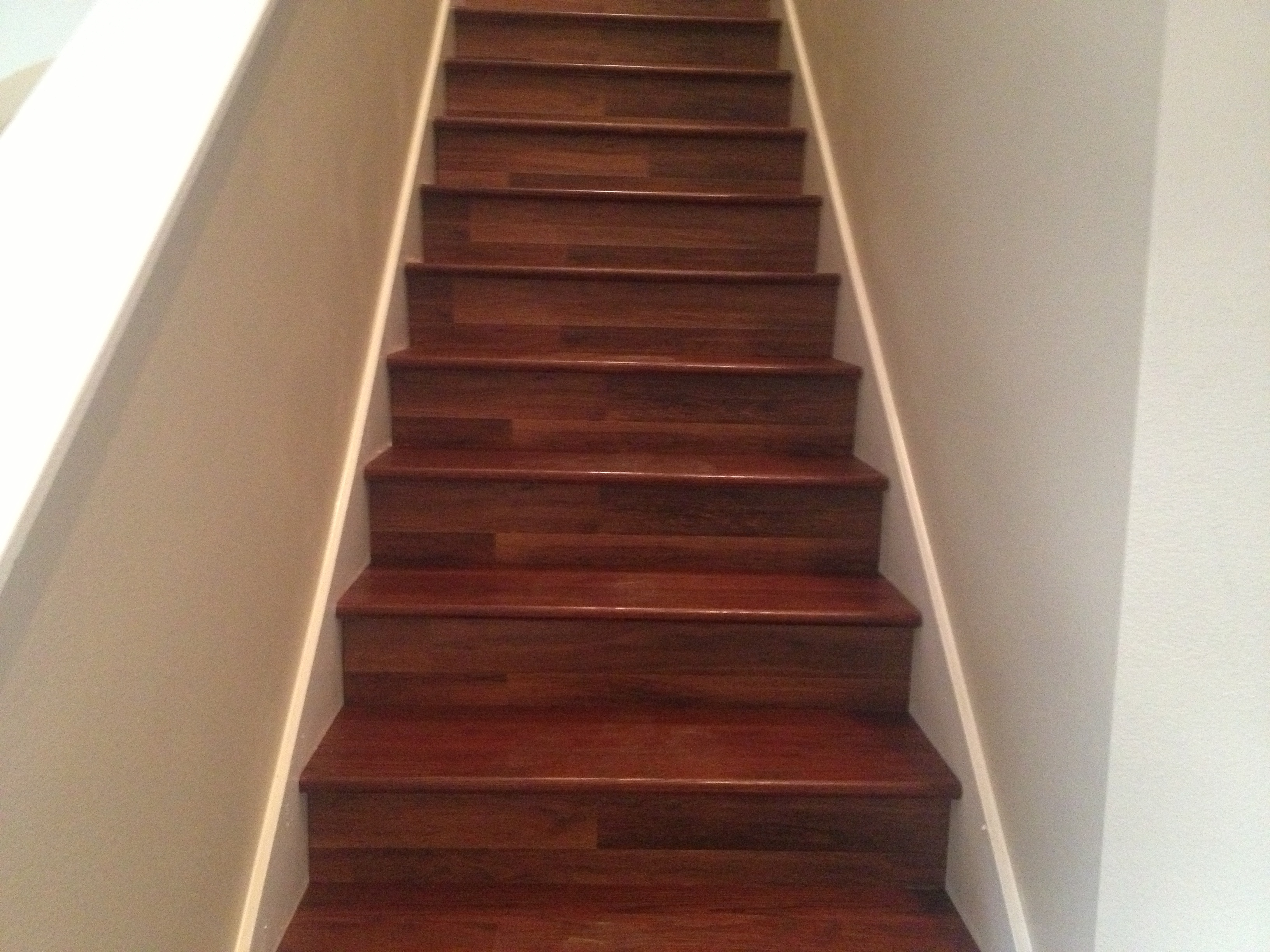 Laminate Stair Treads Picture Laminate Stair Treads And Risers With Brown Stair Treads (#10 of 20)