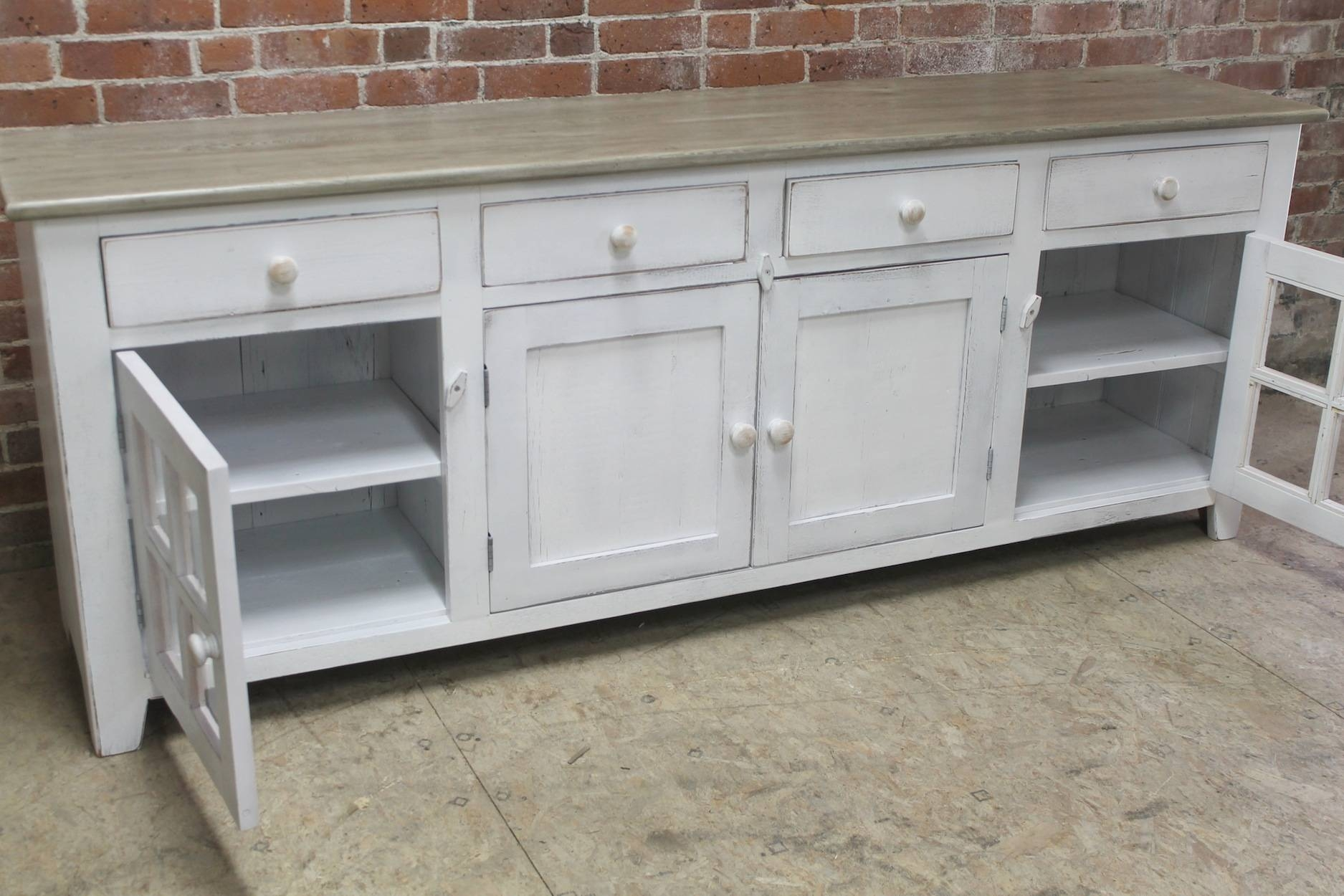 Popular Photo of 80 Inch Sideboard
