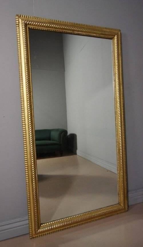 Popular Photo of Large Gilt Mirrors