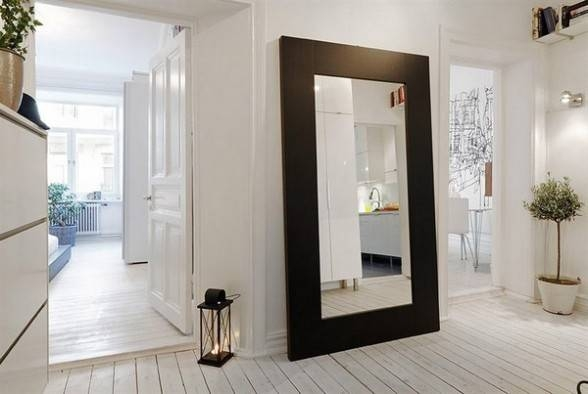 Large Decorative Mirrors | Decorating Ideas Within Extra Large Black Mirrors (#25 of 30)