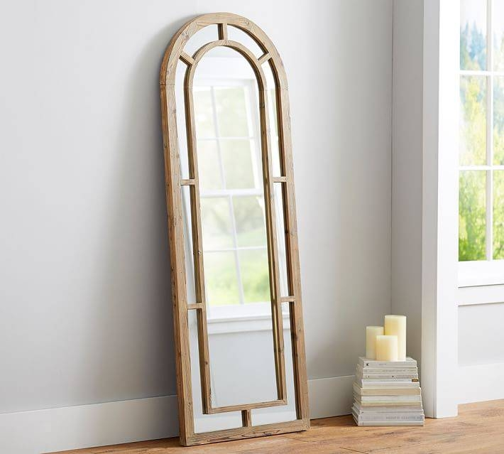 Large Decorative Standing Floor Mirrors | Decorative Full Length In Full Length Decorative Mirrors (#15 of 20)